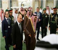 «نجم الشمال».. هدية نادرة من الرئيس الروسي للعاهل السعودي