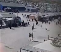 فيديو| «الديهي» يعرض لقطات للحظة فرار «داعشيات» من مخيمات سوريا