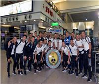 مصر للطيران الناقل الرسمي للمنتخبات العسكرية في بطولة العالم بالصين