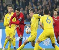 شاهد  أوكرانيا تتأهل لليورو بالفوز على البرتغال في حضرة رونالدو