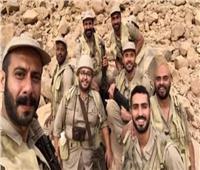 بطل فيلم الممر يدعم حسام البدري على طريقته الخاصة