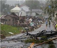 حصيلة ضحايا الإعصار «هاجيبيس» في اليابان ترتفع إلى 70 قتيلا