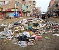 صور| الإهمال يصيب «مدينة سمسطا»