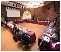 أندريه زكي يفتتح فعاليات الحوار العربي الأوروبي السابع