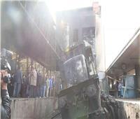 اليوم.. أولى جلسات محاكمة «حادث قطار محطة مصر»