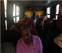 محافظ قنا:10 أتوبيسات مكيفة لنقل الطلاب والمواطنين