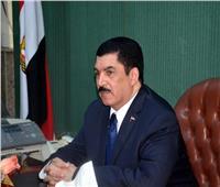 محافظ القليوبية يكرم السكرتير العام المساعد