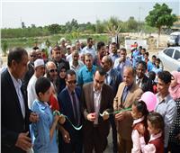 صور| نائب محافظ الإسماعيلية يفتتح الوحدة المحلية لقرية هويس سرابيوم
