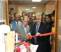 افتتاح أكبر وحدة غسيل كلوي بمستشفى التأمين الصحي في كفر الشيخ