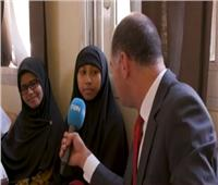 فيديو  إحدى الدارسات بـ«مركز الشيخ زايد»: مصر أم الدنيا