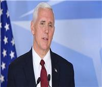 نائب الرئيس الأمريكى يشيد بعلاقات الشراكة الاستراتيجية مع مصر