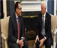 نائب الرئيس الأمريكي: لا توجد سوى مصر واحدة في العالم.. ونقدر العلاقات معها لأقصى حد