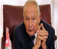 فيديو| أبو الغيط: تركيا سهلت مرور عناصر إرهابية للأراضي السورية