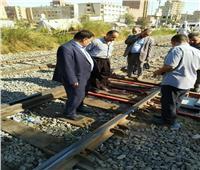انتهاء كهربة الإشارات بخط سكة حديد بني سويف / أسيوط نهاية 2020