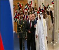 بوتين: صفقات جديدة بين روسيا والإمارات بـ1.4 مليار دولار