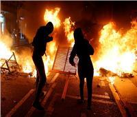 «الشارع لنا».. مظاهرات إقليم كتالونيا تتواصل لليوم الثاني