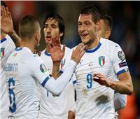 فيديو| إيطاليا تكتسح ليشتنشتاين بخماسية في تصفيات «يورو 2020»