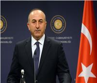 وزير الخارجية التركي يجتمع مع مستشار الأمن القومي الأمريكي في أنقرة