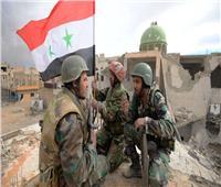 التلفزيون الروسي: الجيش السوري يسيطر على قواعد تركتها القوات الأمريكية