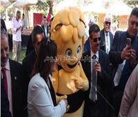 صور| افتتاح أول مهرجان لـ«عسل النحل» المصري