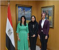 «المشاط» تبحث مع مدير «السياحة العالميةبالشرق الأوسط» التعاون المشترك