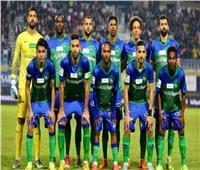 21 لاعبا في قائمة المقاصة استعدادا لمواجهة المصري