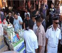 «شرطة التموين» تضبط 8 آلاف عبوة «صلصة» فاسدة