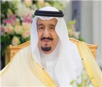 خادم الحرمين الشريفينة يستقبل الرئيس الفلسطيني بالرياض