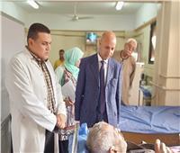 إحالة ١٥ عاملاً بوحدة طب الأسرةبالشرقية للتحقيق