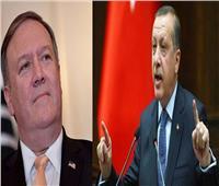 مايك بومبيو: أعتزم مقابلة أردوغان «وجهًا لوجه»