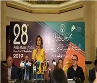 جيهان مرسي: «منير» رمز مصري.. وكبار المطربين العرب يضيئون الأوبرا