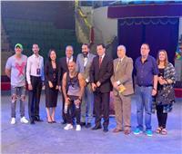 مصر تشارك في المهرجان العالمي لفنون السيرك بفيتنام