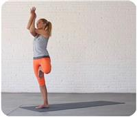 صور| استعيدي توازنك مع اليوجا بـ5 تمرينات بسيطة