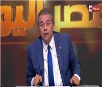 عكاشة يتحدث عن الانتهاكات التركية للأراضي السورية