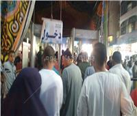 صور| إجراءات أمنية وكاميرات مراقبة وبوابات إلكترونية لتأمين احتفالات السيد البدوي