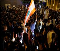 استمرار الاحتجاجات في أنحاء لبنان لليوم الثاني