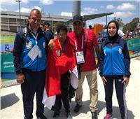 عبدالرحمن حسام يفوز بالميدالية البرونزية في بطولة العالم بأستراليا