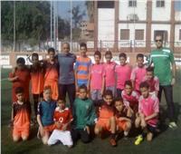 شبرا البلد يفوز على أبو المنجا في دوري الأكاديميات لكرة القدم