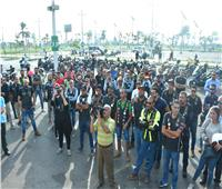 بالصور  رالي «تحدي عبور مصر» ينطلق من الإسكندرية