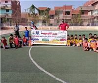 نتائج تصفيات دوري الأكاديميات لكرة القدم بالقناطر الخيرية