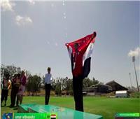 عمر الدسوقي يتوج بالذهبية الثانية في بطولة العالم بأستراليا