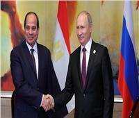 السيسي وبوتين يفتتحان المنتدى الاقتصادي والقمة الروسية الإفريقية بسوتشي