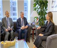 الاستثمار والمؤسسة الدولية الإسلامية  يتفقان على دعم القطاع الخاص