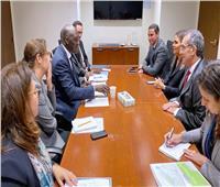 البنك الدولي: زيادة التعاون مع مصر في مجال التحول الرقمي والبنية الأساسية