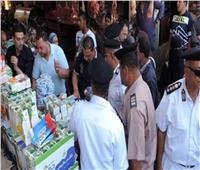 ضبط 60 قضية تموينية في حملة مكبر لأمن الجيزة