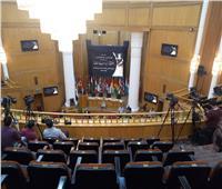 صور| توافد الوفود المشاركة باحتفالية «الدستورية» باليوبيل الذهبي