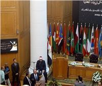 «الدستورية العليا» تبدأ احتفاليتها بتلاوة القرآن الكريم