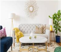 ديكور| على الطراز الأوروبي.. 15 صورة لغرفة معيشة بسيطة