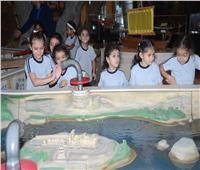 متحف الطفل يعرض عالم الديناصورات