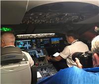 صور| طائرةالأحلام تنفذ أطول رحلة طيران في العالم بين نيويورك وسيدني